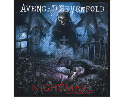 Avenged Sevenfold Nightmare Patch