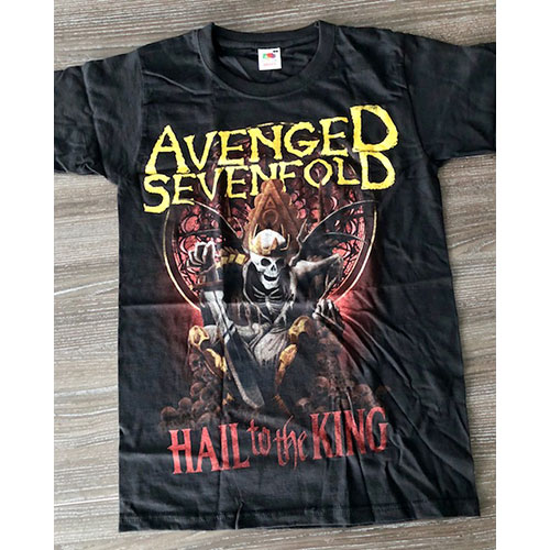 Avenged Sevenfold: New Day Rises Tee
